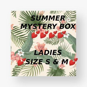 🌹 S & M 🌹 Mystery Box Summer Clothing Gift